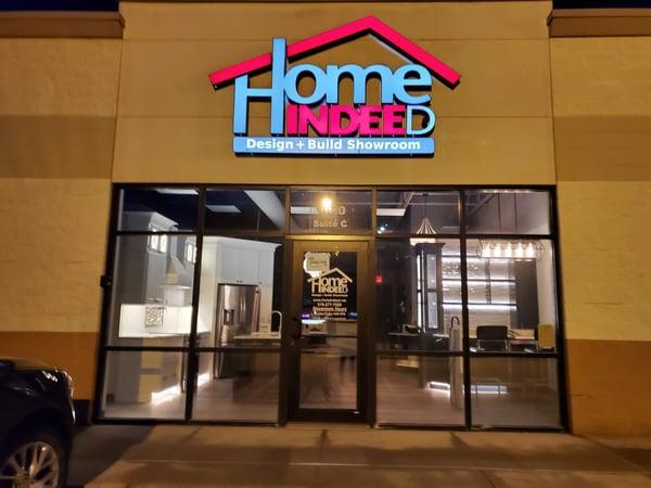 home indeed showroom